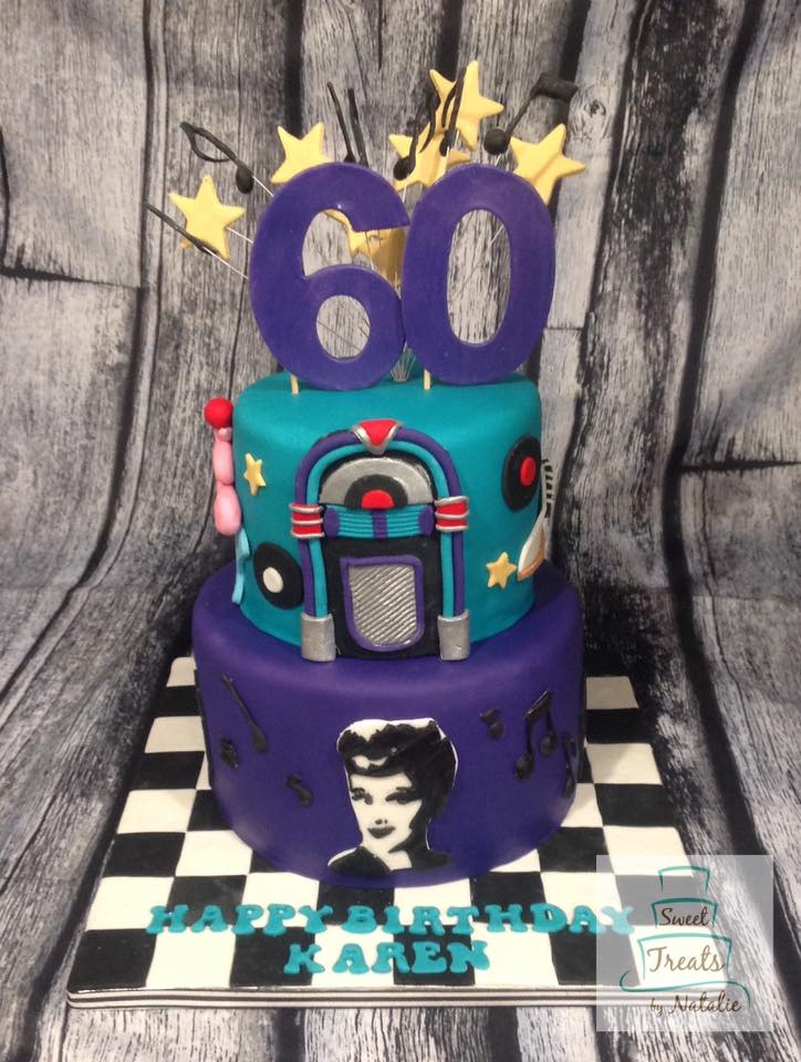 1950's rock and roll birthday