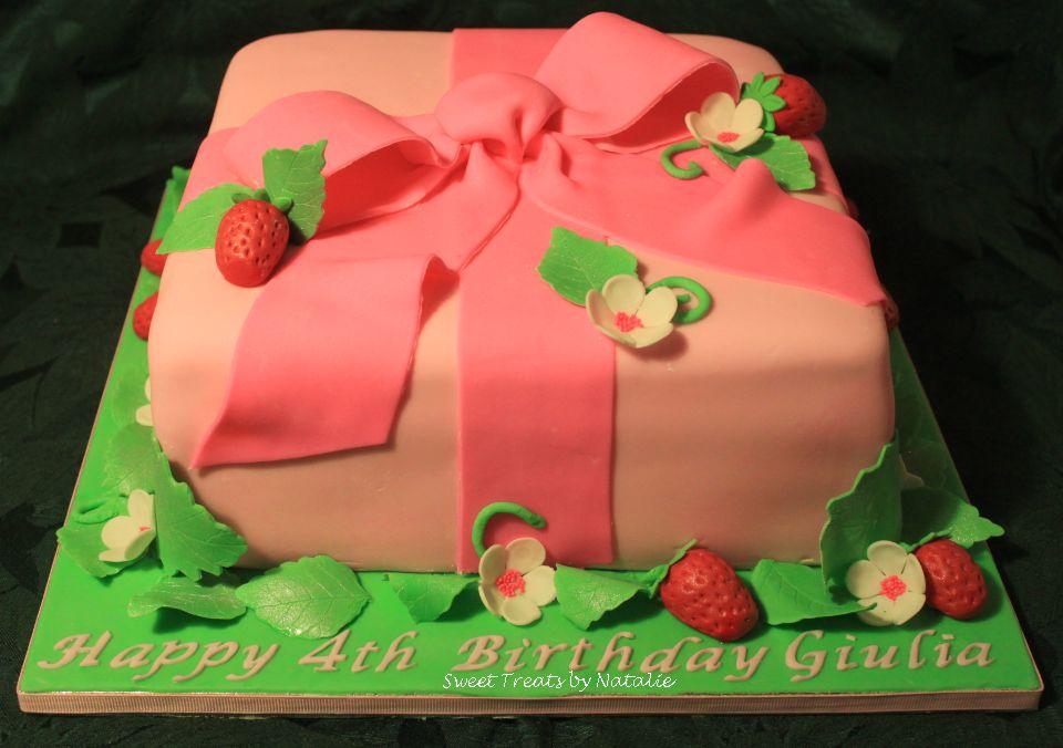 Strawberry Shortcake theme