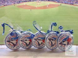 Toronto Blue Jays cookies