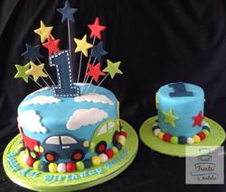 Transportation First Birthday