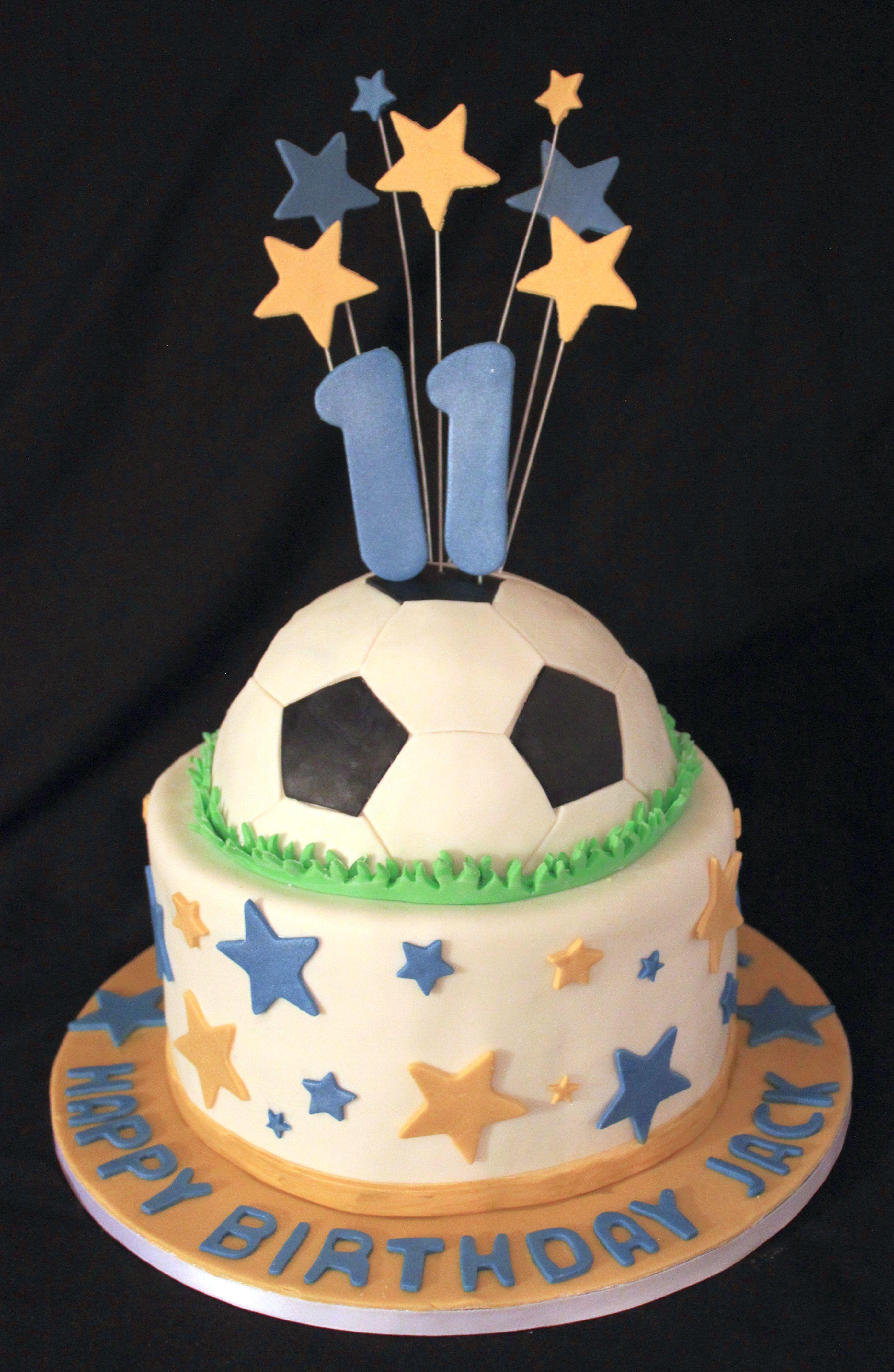 Soccer star birthday