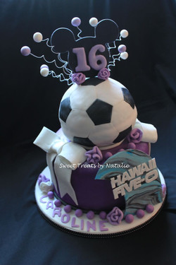 Soccer/Hawaii Five-0 Sweet 16
