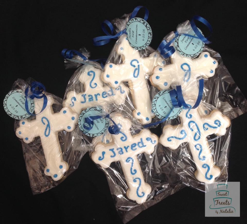 Personalized crosses