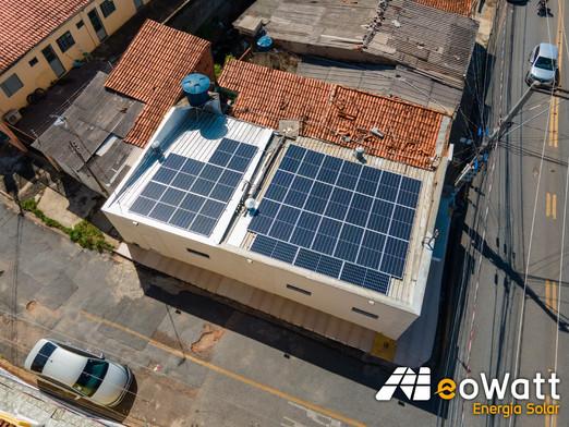 Sistema fotovoltaico de 13,60 kWp