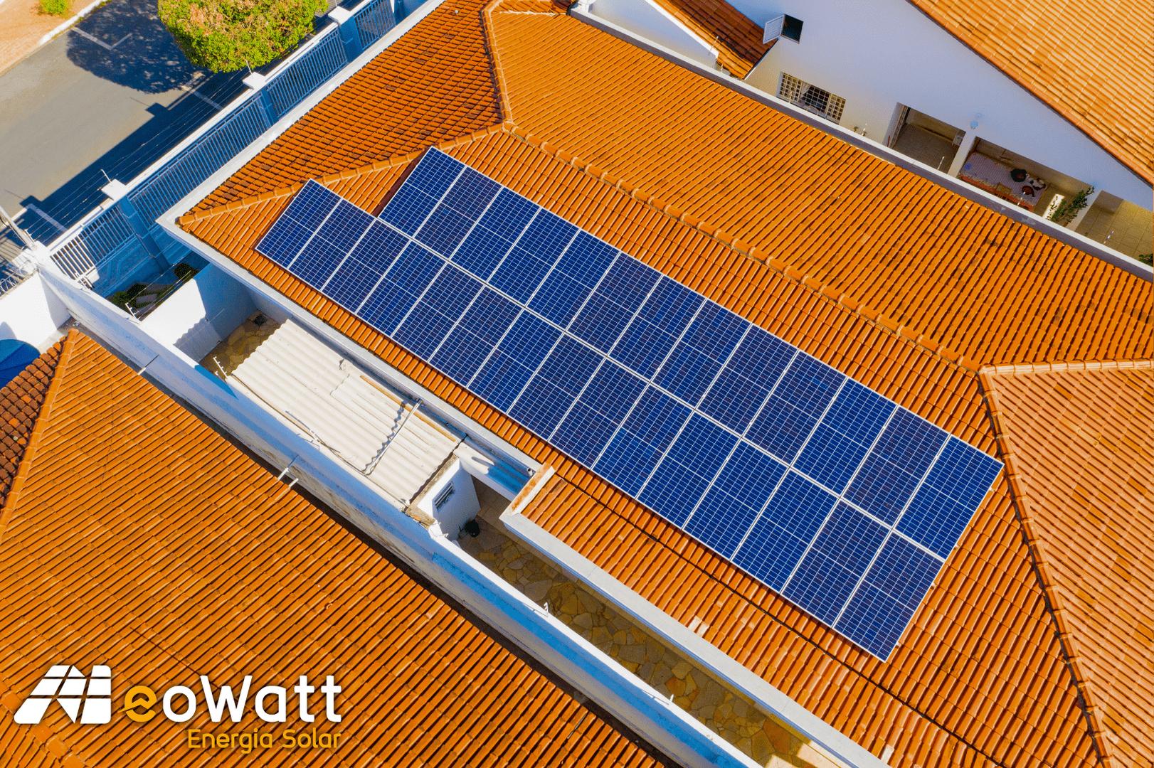 Sistema fotovoltaico de 10,22 kWp