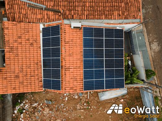 Sistema fotovoltaico de 7,92 kWp