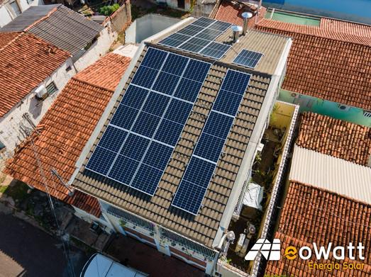 Sistema fotovoltaico de 8,80 kWp