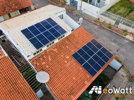 Sistema fotovoltaico de 8,20 kWp