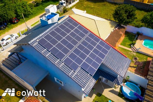 Sistema fotovoltaico de 10,26 kWp
