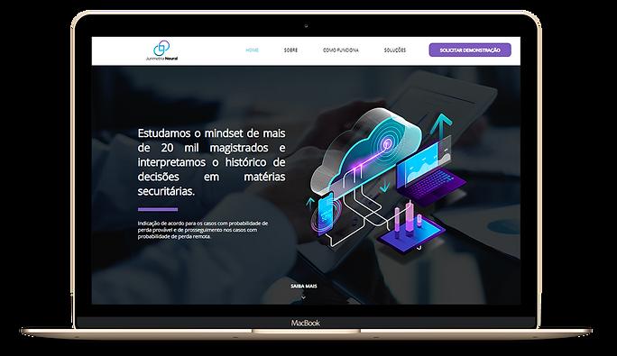 MacBook-Gold-igarage-startups-Jurimetria