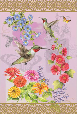 HUMMINGBIRD BOTANICAL