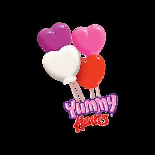 Yummy Hearts (qty. 80)