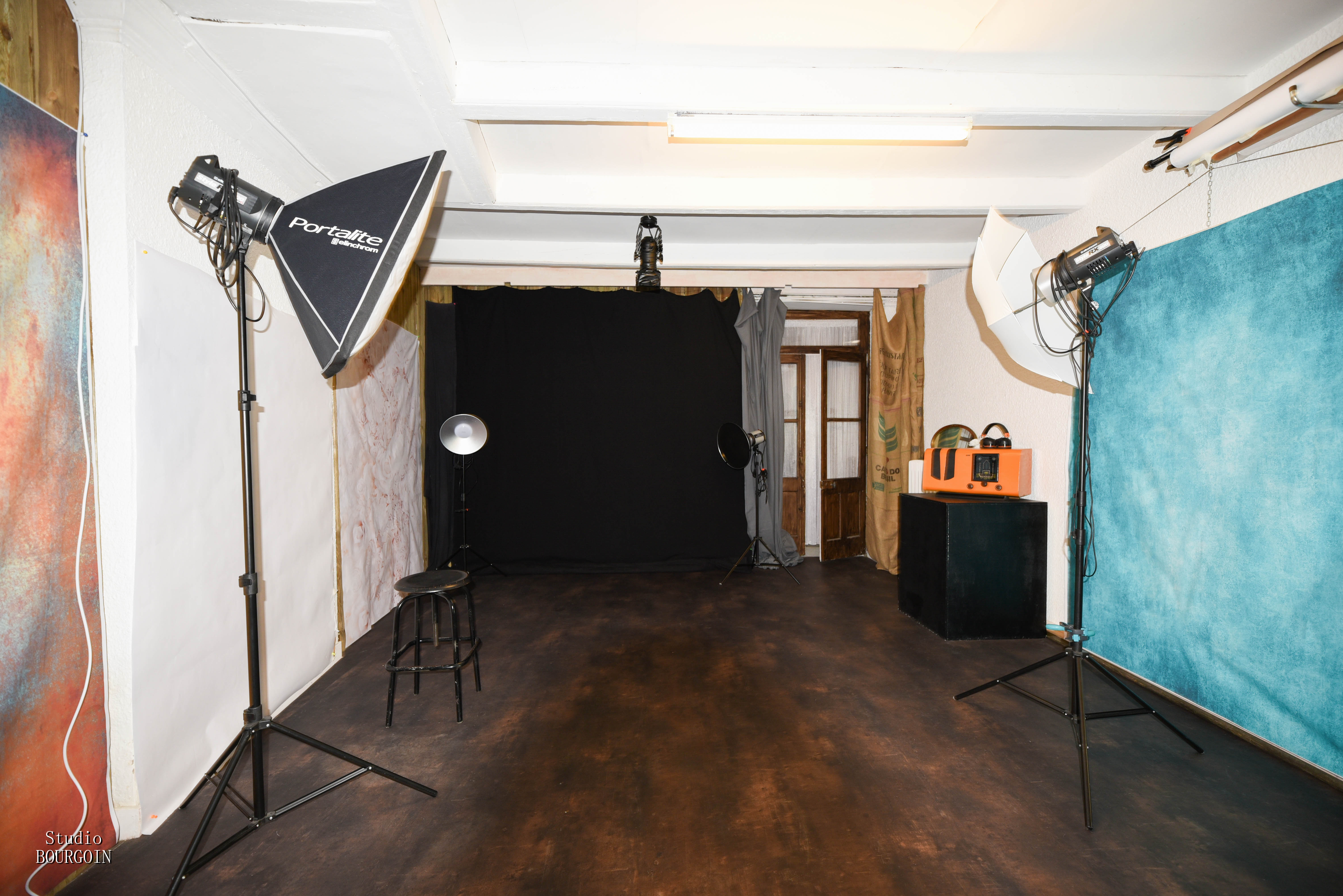 Présentation du Studio BOURGOIN