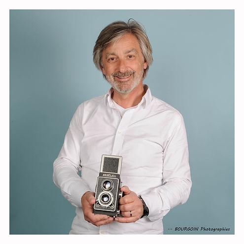 François Bourgoin photographe la rochelle