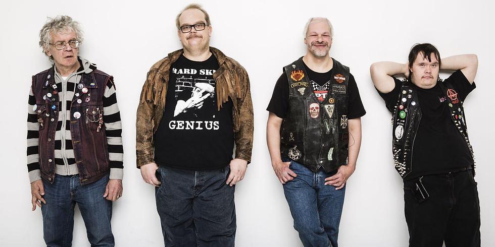 SCALARAMA: The Punk Syndrome (+ Live Gig)