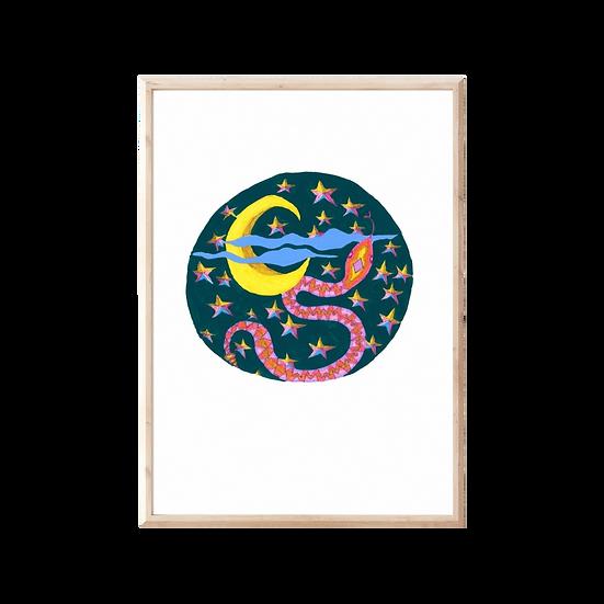 Dreamer (Print)