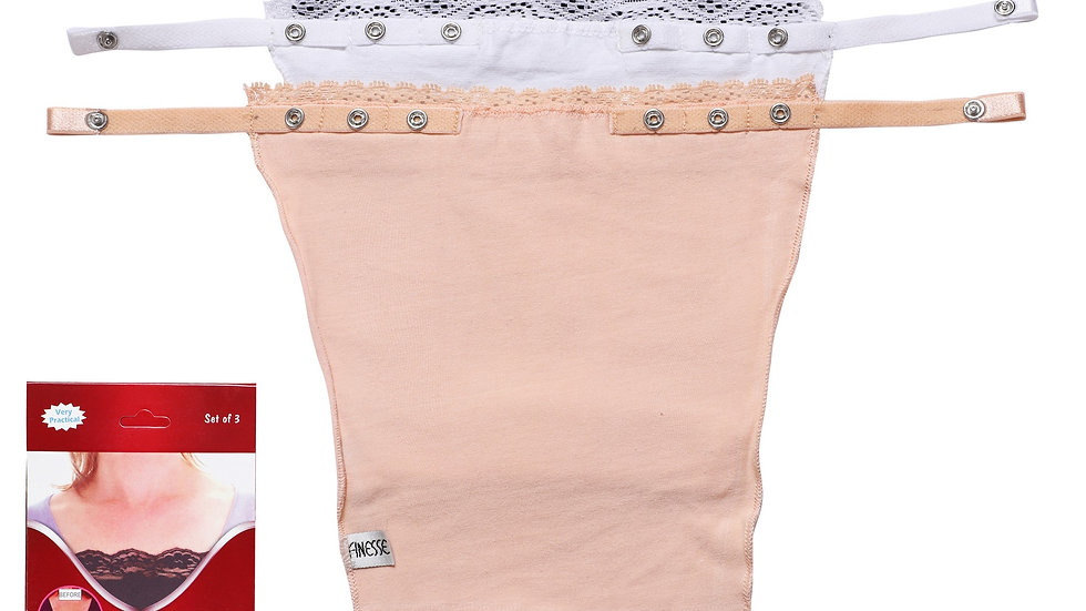 Finesse Miracle Cami - Set of 3