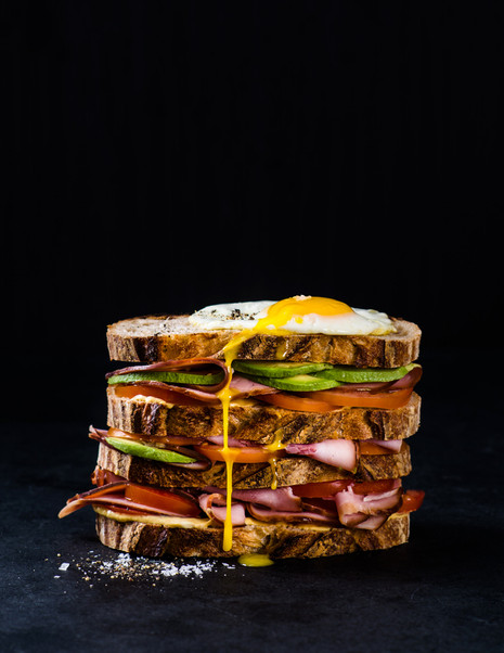 The Everything Sandwich
