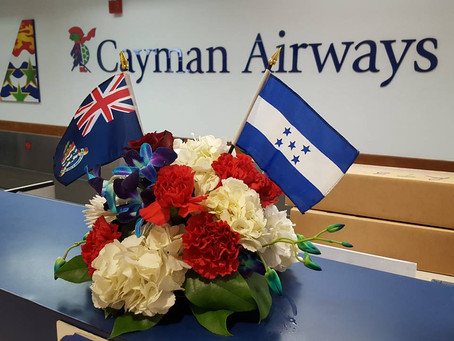 FLYING WITH CAYMAN AIRWAYS