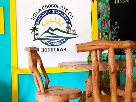 UTILA CHOCOLATE CO.
