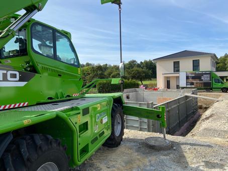 Neubau EFH + 2-Fam Haus Vöhringen OT