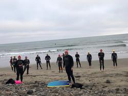 COVID19 Swim Team