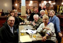 2020 Social Board Meeting @ Seahorse