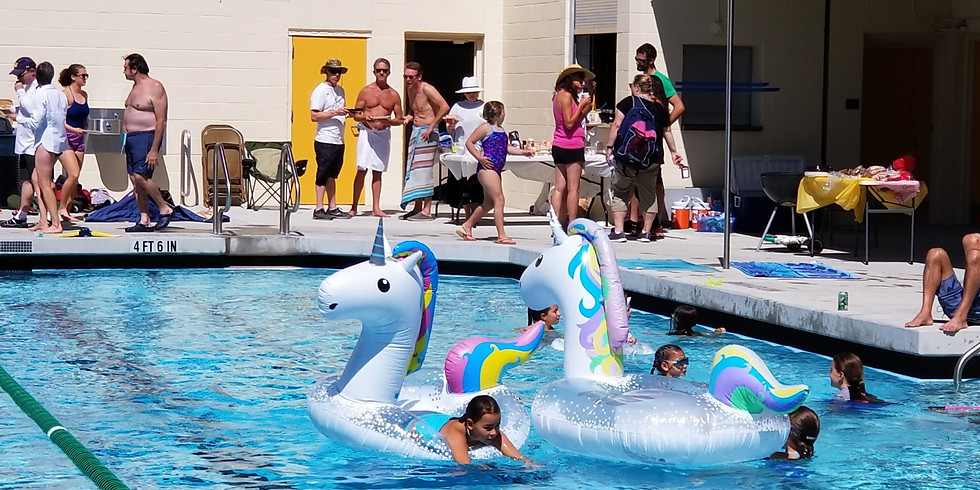TNA Swim Meet and Pool Party