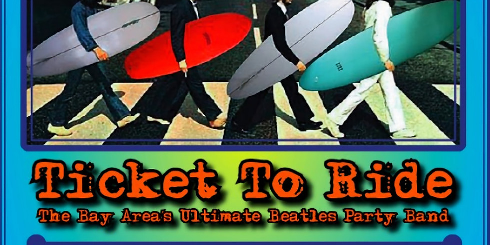 Ticket To Ride - Back in Action
