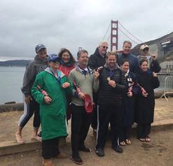 Golden Gate Swim 2017