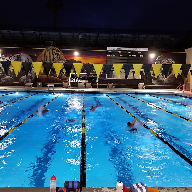 Winter Fitness Swim
