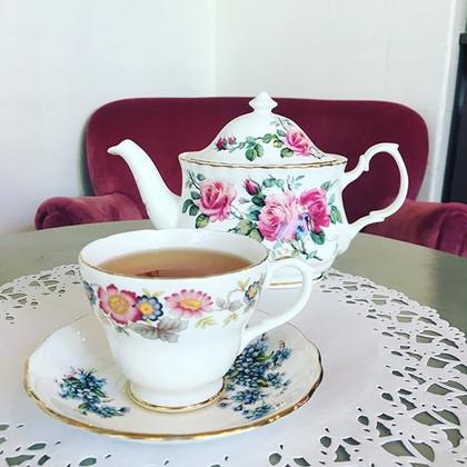 Happy National Tea Day! #cupoftea #teati
