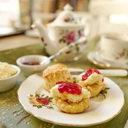 Freshly baked homemade scones..jpg
