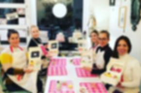 cupcake buttercream class