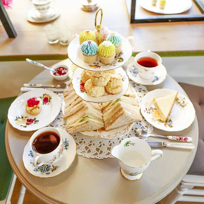 Afternoon Tea__ #afternoontea #scones #c