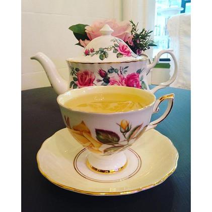 A warm cup of #Jasmine tea..jpg