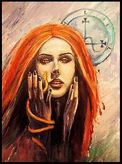 Демоническая икона Лилит