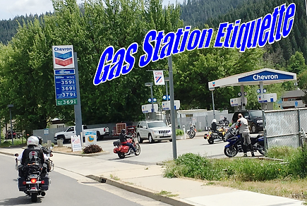 It Never Fails Every Time We Stop For Gas On A Group Ride This Scenario Will Take Place At The Pump Most Motorcyclists Fill Up Their Tank And Then