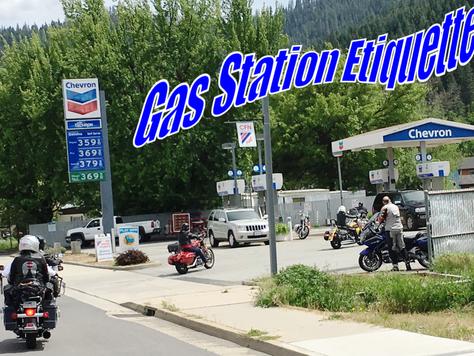 OPEN ROAD: Gas Station Etiquette