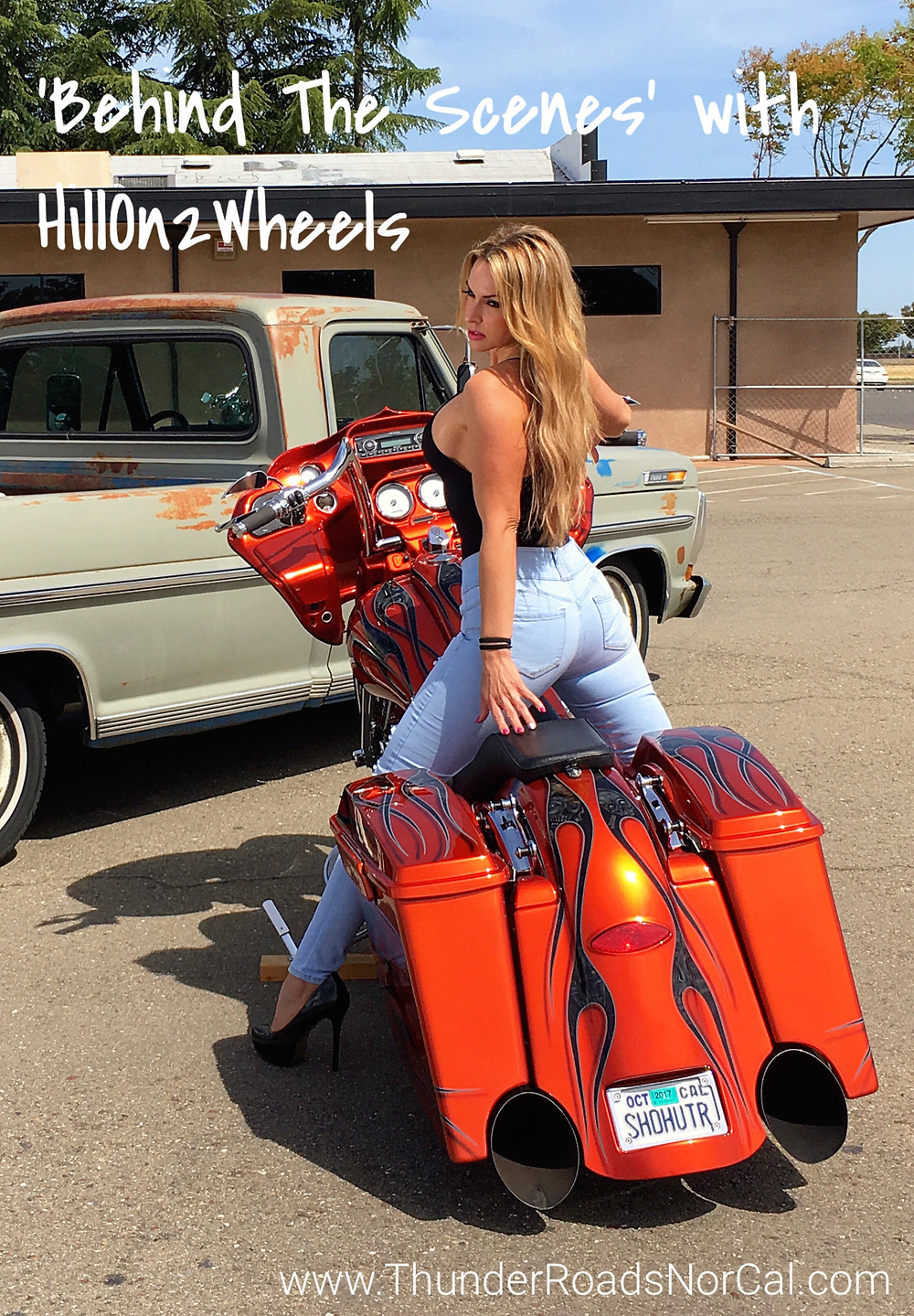 Subscribe on YOUTUBE to Hillon2Wheels
