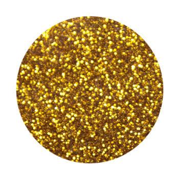 Glitterspray - Donkergoud