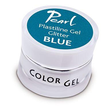 PlastiLine Glitter-Blue