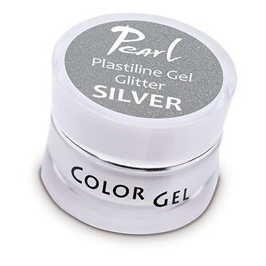 PlastiLine Glitter-Silver