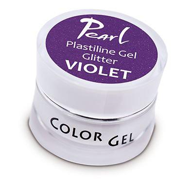 PlastiLine Glitter-Violet