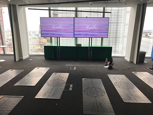 The Shard, Wellness Week