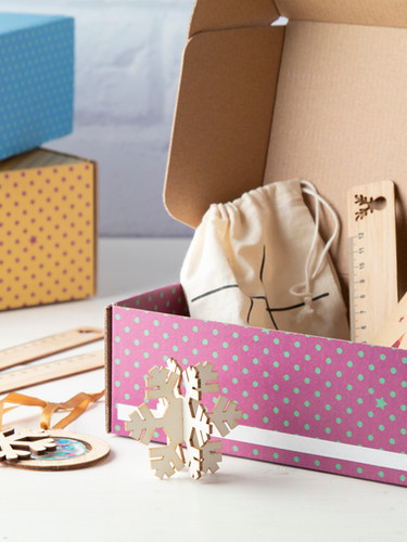 The Perfect Custom Gift box