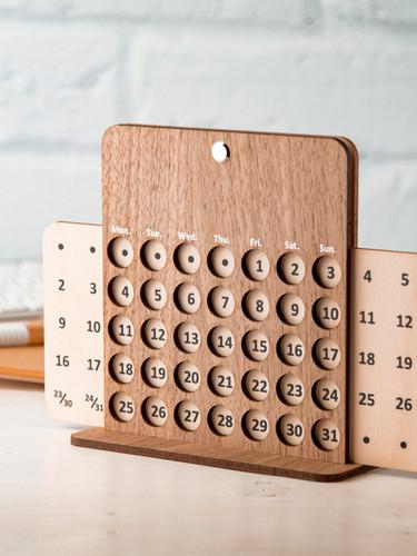 Forever - Eco - Desk Calendar