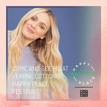 Fearne Cotton's Happy Place festival