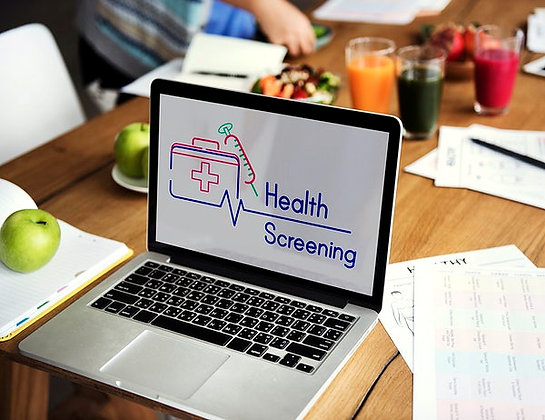 Health Screening Package A