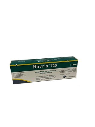 Hepatitis A Vaccination (single dose) with Consultation